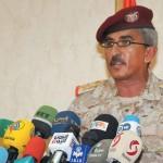 الناطق الرسمي باسم القوات المسلحة والأمن يرحب