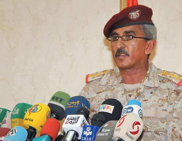 الناطق الرسمي للجيش اليمني في مقابلة مع أنصار الله : قوتنا الصاروخية والعسكرية ترتقي والأيام القادمة حبلى بالمفاجآت