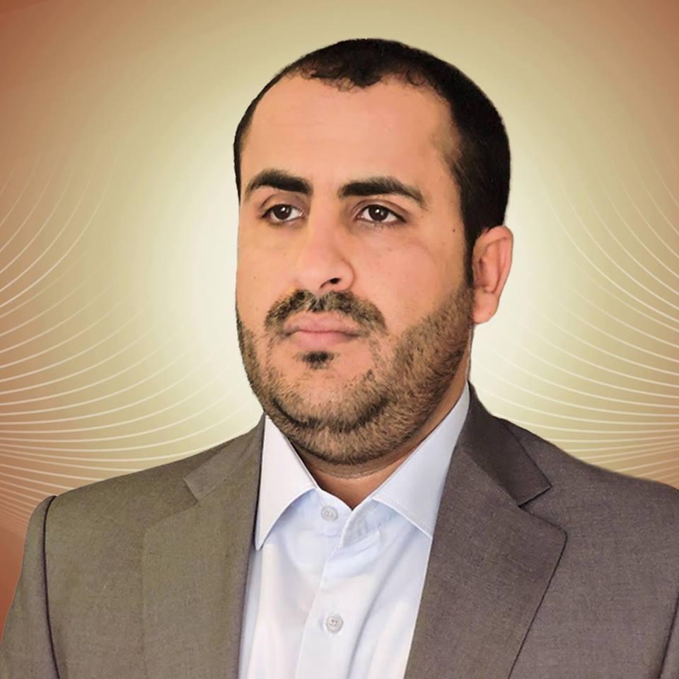 الناطق الرسمي لأنصار الله يهنئ سوريا والعراق بالانتصارات الكبيرة