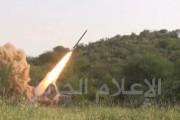 القوة الصاروخية والمدفعية تدك مواقع العدو السعودي في نجران وجيزان وعسير