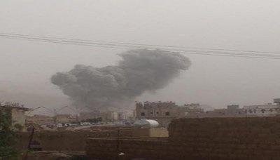 قصف صنعاء (2)