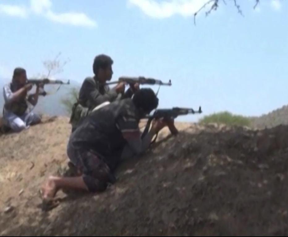 نتيجة بحث الصور عن الجيش واللجان الشعبية في كهبوب