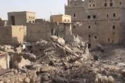 قصف صاروخي ومدفعي سعودي يستهدف عدداً من المناطق في صعدة