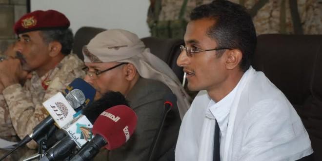 عضو أنصار الله في مفاوضات سويسرا : المغلس : أخبرنا ولد الشيخ أن السعودية لا تريد وقف العدوان وهناك قرارٌ سعوأمريكي لجعل تعز ساحة لعدوانهما