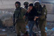 العدو الإسرائيلي يشن حملة اعتقالات بالضفة الغربية