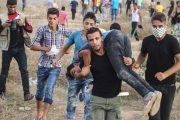 استشهاد شاب فلسطيني برصاص العدو الإسرائيلي