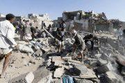 استشهاد 6 مواطنين في غارات لطيران العدوان على مديرية كتاف بصعدة