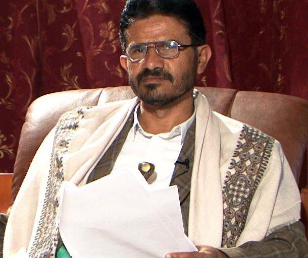 موقع أنصار الله يجري مقابلة مع الاستاذ يحيى أبو عواضة بمناسبة الذكرى السنوية للصرخة 1437هـ