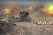 دك تجمعات لجيش العدو ومرتزقته في جيزان ونجران