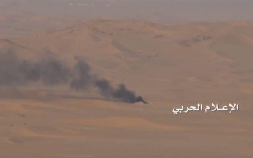 تدمير وإعطاب 5 آليات عسكرية سعودة في نجران وجيزان