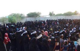 الحديدة : القطاع النسائي بمديرية الزهرة تحتفل بذكرى المولد النبوي