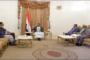 رئيس المجلس السياسي الأعلى يلتقي محافظي صنعاء وذمار والبيضاء