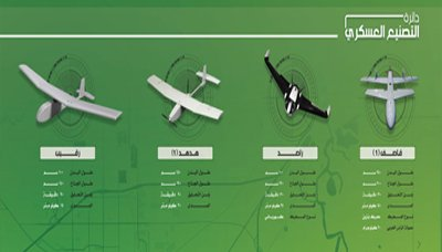 دائرة التصنيع العسكري تصدر بياناً هاماً بشأن الطائرات بدون طيار محلية الصنع