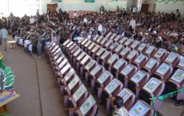 جامعة ذمار تكرم أسر شهداء طلابها ومنتسبيها بمناسبة الذكرى السنوية للشهيد