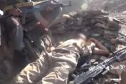 مصرع وإصابة العشرات من المرتزقة وإعطاب آلية بعمليات للجيش واللجان في تعز ولحج