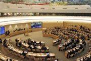 مجلس حقوق الإنسان يعتمد أربعة قرارات تدين الإحتلال الإسرائيلي للأراضي الفلسطينية
