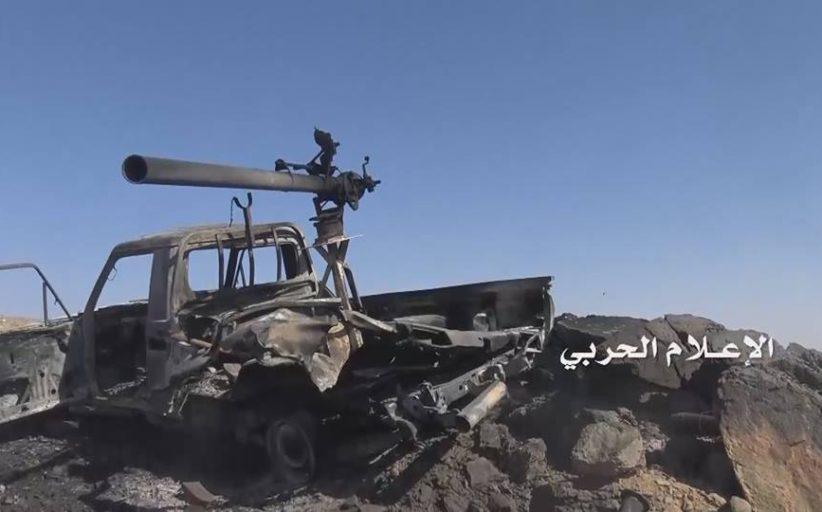عملية هجومية للمجاهدين على موقع الطلعة السعودي بنجران