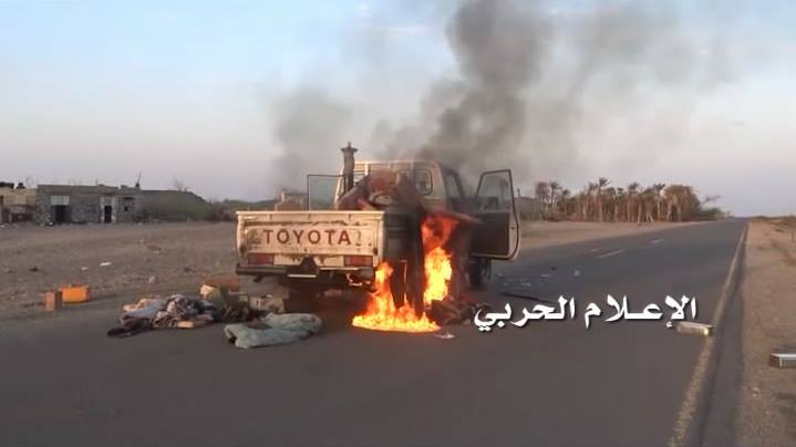 ورقة الإرتزاق تحترق بوعي اليمنيين