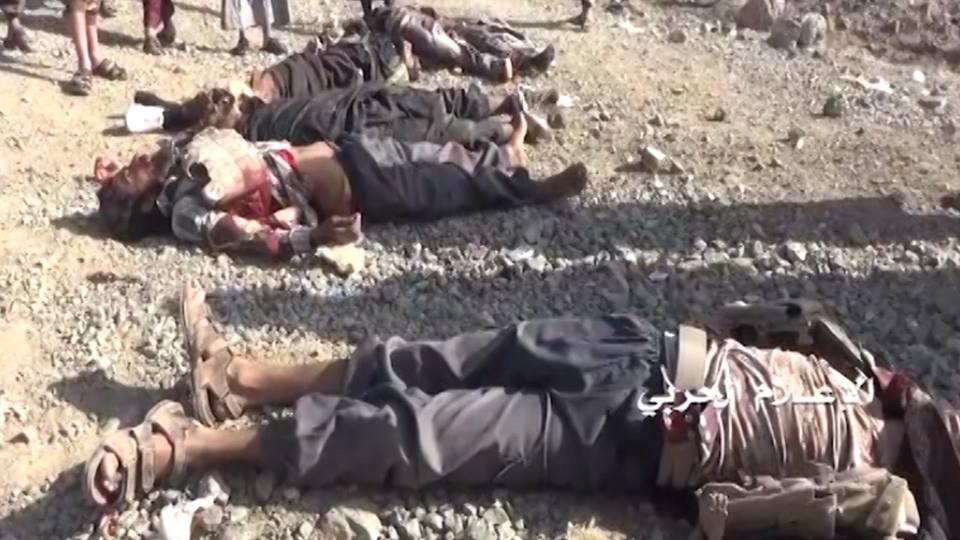 عملية هجومية للجيش واللجان على مواقع المرتزقة في محافظة البيضاء