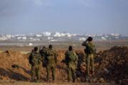 اصابات في صفوف العدو الاسرائيلي بتفجير عند حدود غزة