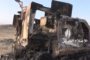 عملية هجومية وتدمير آلية في محافظة الجوف