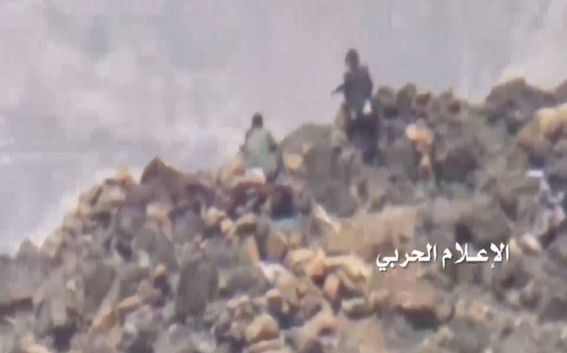 عسير: انكسار عدة زحوفات لمرتزقة الجيش السعودي قبالة منفذ علب