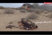 شاهد-مشاهد نوعية لخسائر الغزاة في معركة الساحل الغربي شمال وشرق المخاء 07-05-2017