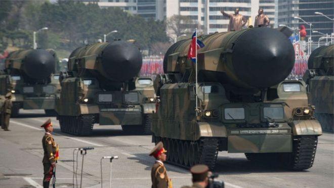 كوريا الشمالية: الحرب مع أمريكا أصبحت حقيقة مؤكدة