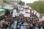 مسيرة جماهيرية حاشدة بمحافظة الحديدة تحت شعار