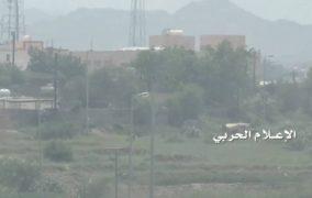 الجيش واللجان يقتحمون أربعة مواقع عسكرية سعودية في جيزان