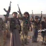الإعلام الحربي يوزع مشاهد تطهير سلسلة جبال أم العضب قبالة منفذ الخضراء في نجران