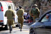 استشهاد شاب فلسطيني برصاص جنود العدو الإسرائيلي على حاجز الكونتينر شرق القدس المحتلة