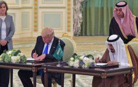 هل تضمنت صفقة العصر في السعودية بالأمس تعويضات عملية 11 ايلول؟