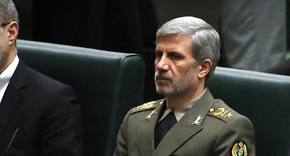 وزير الدفاع الإيراني: إجراءات ترامب ستقود العالم إلى الحرب