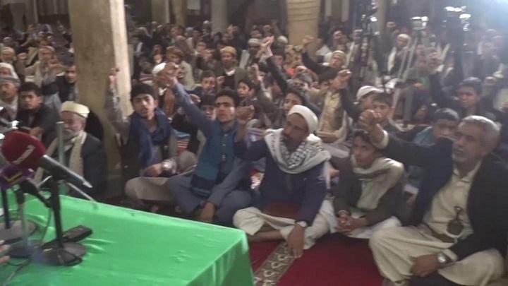 أبناء العاصمة صنعاء يحيون ذكرى وصول الإمام الهادي عليه السلام إلى اليمن