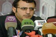 """الحجري لـ """"المسيرة"""": إذا لم تُنفَذ النقاط الـ12 التي طرحها السيدُ عبدالملك فسنلجأ للخيار الثوري وعلى الإنقاذ مكاشَفة الشعب ليعلم من يمنع صرف مرتّباته"""