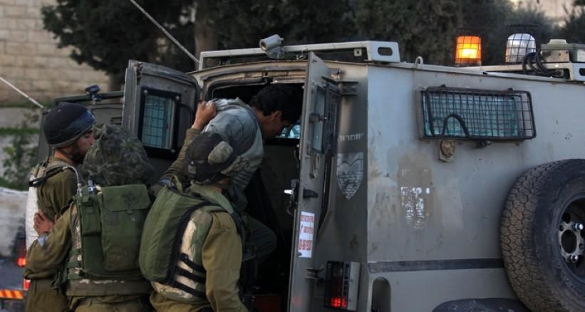 حملات الدهم والاعتقالات الاسرائيلية بحق الفلسطينيين متواصلة في الضفة الغربية المحتلة