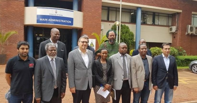 جامعة فندا في جنوب افريقيا تحتضن فعالية فلسطين حرة