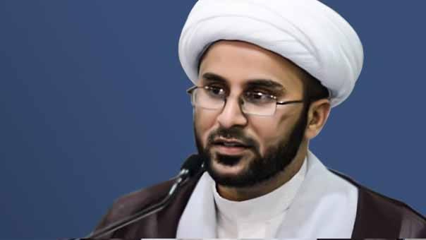 نظام آل خليفة يمارس إجراءات انتقامية بحق الشيخ قفاص ويمنع حقوقية من السفر