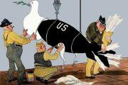 صناعة السلام على الطريقة الأمريكية