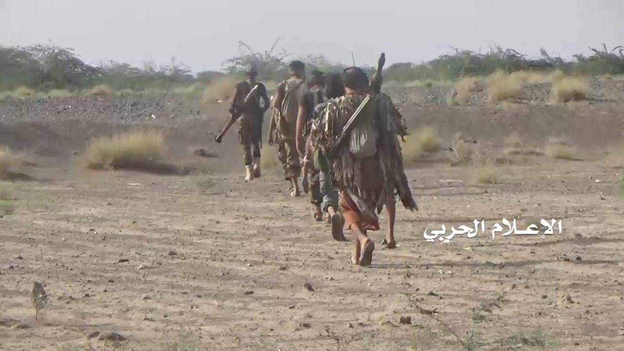 هجومان للجيش واللجان على مواقع المرتزقة في البيضاء وتعز