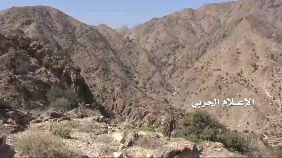 المجاهدون يطهرون العديد من مواقع المنافقين القبيطة بلحج