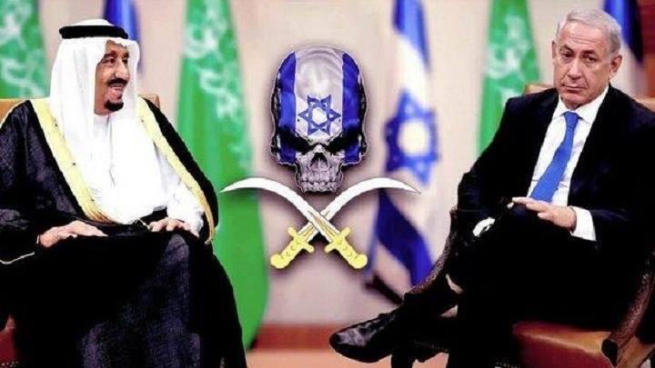 قصّة غرام لم تعد مخفيّة بين المملكة العربيّة السعوديّة والعدو الإسرائيلي