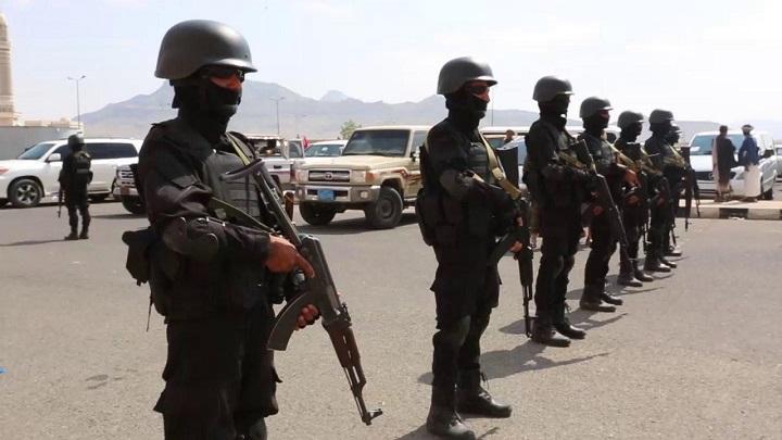 الأجهزة الأمنية بالعاصمة صنعاء تضبط مجموعة من العناصر الاجرامية