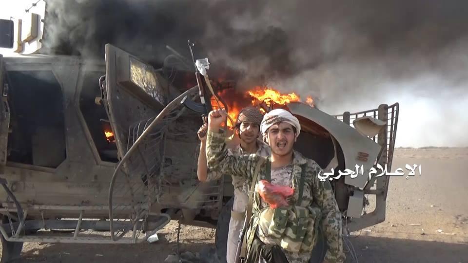 قتلى وجرحى من المنافقين في عمليتين هجومية للمجاهدين في تعز والأجاشر