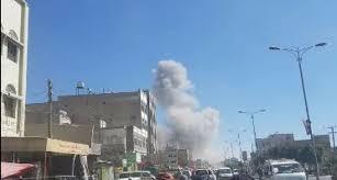 طيران العدوان يشن سلسلة غارات على محافظة ذمار