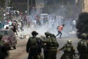 1795 جريحاً فلسطينيّا منذ قرار ترامب بشأن القدس