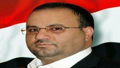 الرئيس الصماد يهنئ الرئيس السوري بالعيد الوطني لبلاده