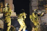 اصابة فلسطينيين في مواجهات جمعة الغضب 12 بالضفة الغربية