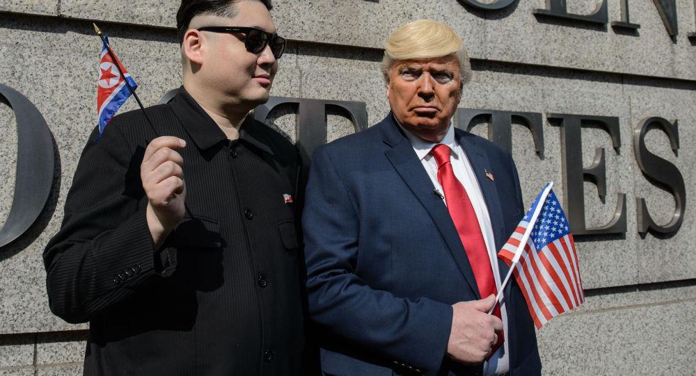ترامب يتحدث عن علاقة جيدة تربطه بزعيم كوريا الشمالية